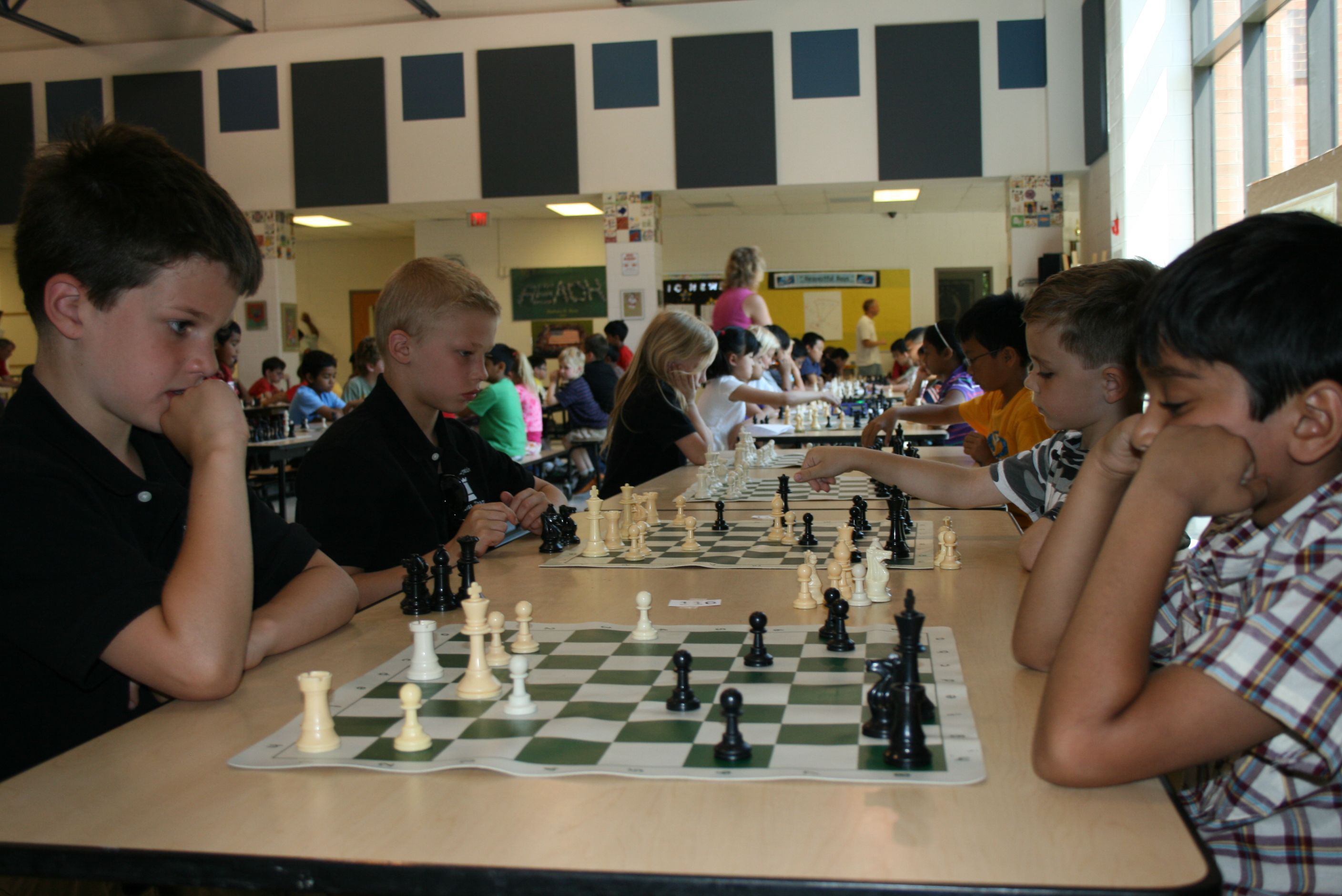 4 player chess tournaments