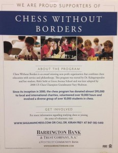 chess without borders